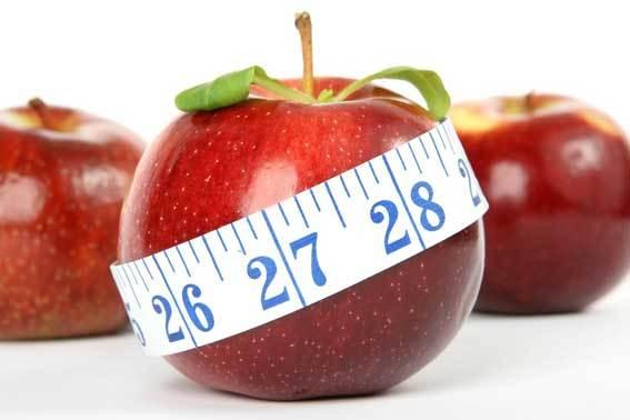 calorie apple