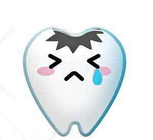 sad tooth