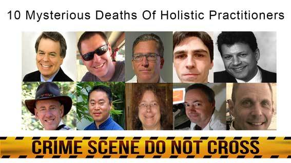 10 dead holistic doctors