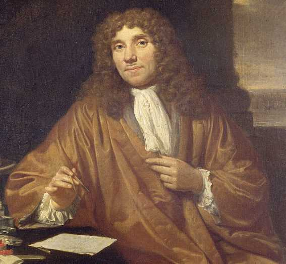 Portrait of Anthonie_van_Leeuwenhoek