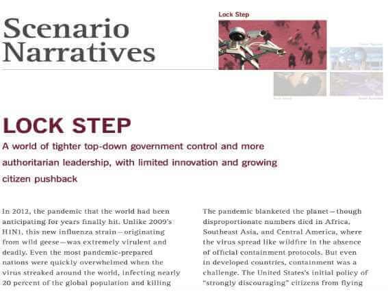 Lock step document