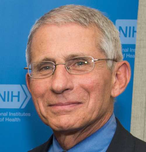 Portrait of Anthony Fauci