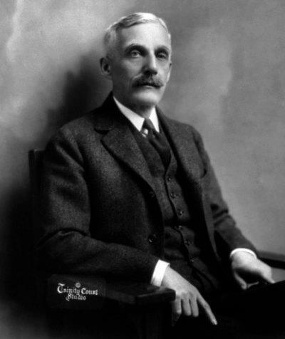 portrait of Andrew Mellon