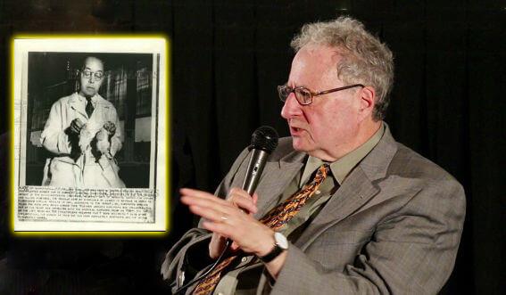 Ralph Moss speaking