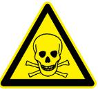 Acute toxicity symbol