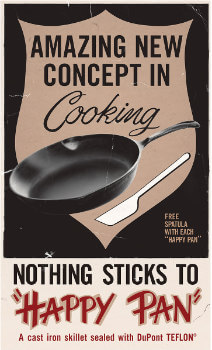 Old Teflon ad