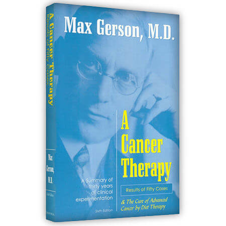 cover of the book A Cancer Therapy