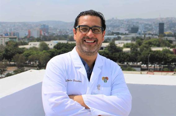 Dr. Bautista portrait