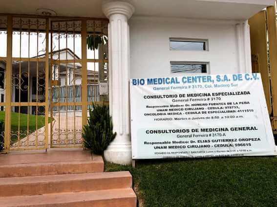 Hoxsey Biomedical center