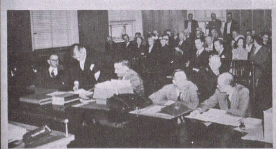 Hoxsey in the Hearst-Fishbein trial