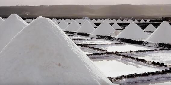 Ses salt collection